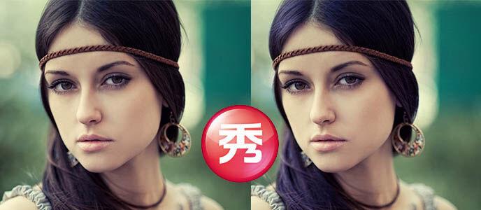 Cara Cepat Mengganti Warna Rambut di Foto