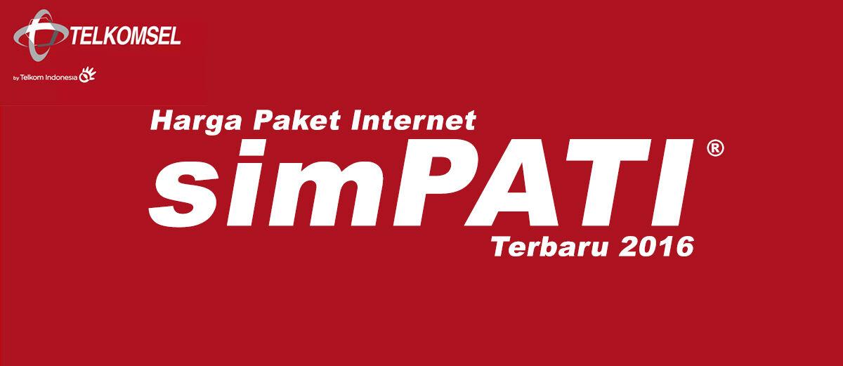 Harga Paket Internet Simpati Banner