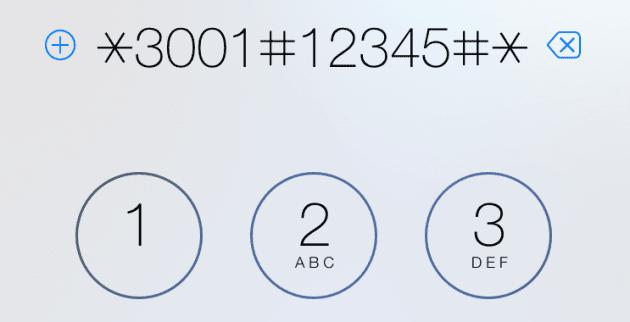 Kode Rahasia Di iPhone
