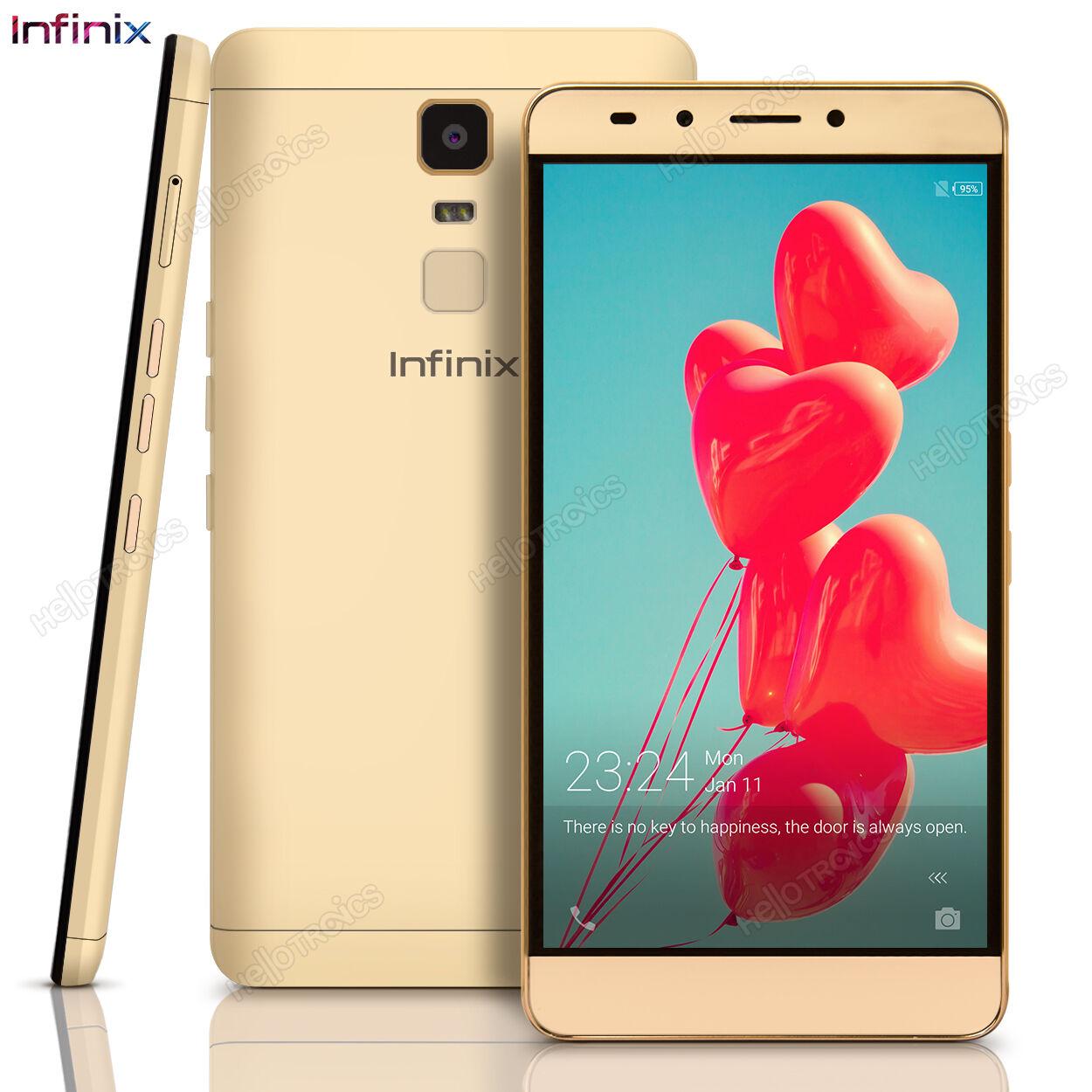 Infinix Note 3 - 1,7 Jutaan