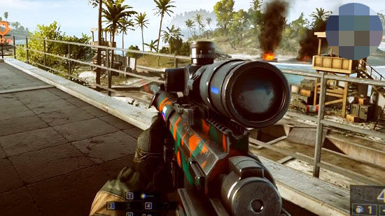 Battlefield 4 Multiplayer Online