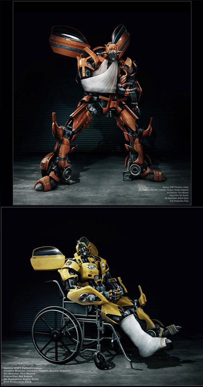 Karya Seni Robot 21