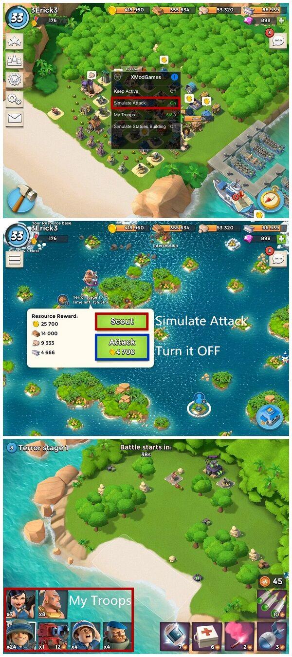 Mod Boom Beach Xmodgames 6