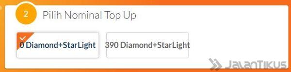 Cara Beli Starlight Member Mobile Legends Di Codashop 2