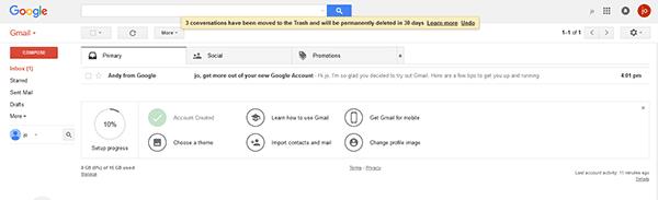 Cara Membuat Email Gratis Gmail 6