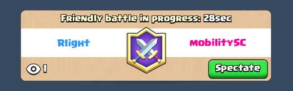 Update Clash Royale April 1