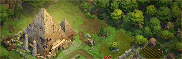 Tips Dominations Memilih Wonders Yang Cocok Untuk Bronze Age Pyramid