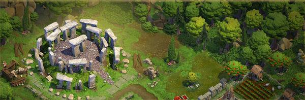 Tips Dominations Memilih Wonders Yang Cocok Untuk Bronze Age Stonehenge