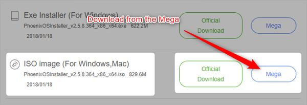 Cara Instal Android Di PC C3f0f