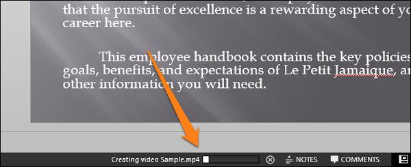 Cara Convert Pdf Ke Video Di Powerpoint 7