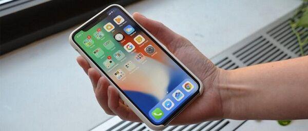 Iphone X 81c67