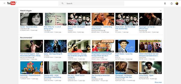 Cara Mengubah Tampilan Youtube 6