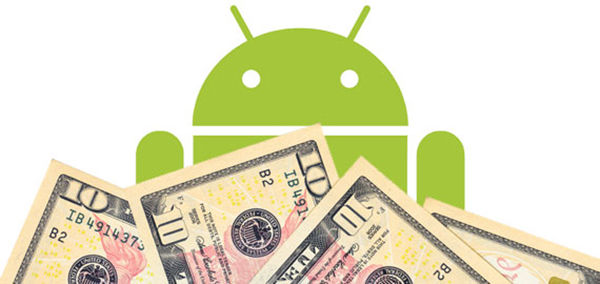 Android Money Dollars Featured