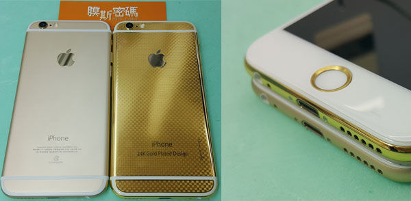 Iphone 6 Gold 02