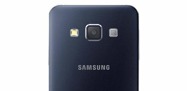 Galaxy A3 Kamera