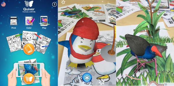 Quiver 3d Coloring App 1