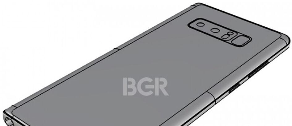 BOCOR! Seperti Inikah Wujud dari Samsung Galaxy Note 8?