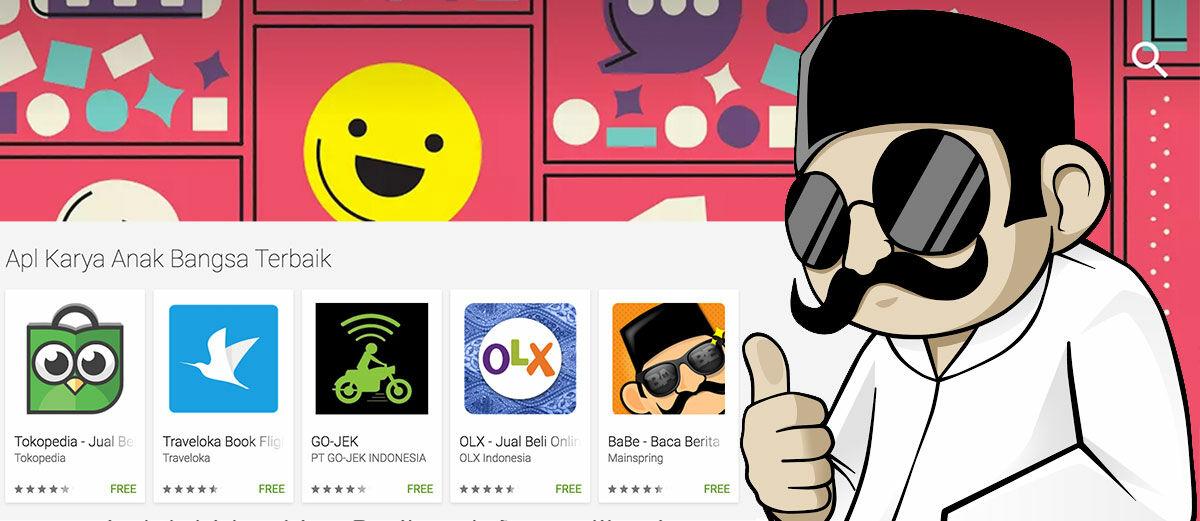Bikin Bangga! BaBe Jadi Aplikasi Karya Anak Bangsa Terbaik 2016