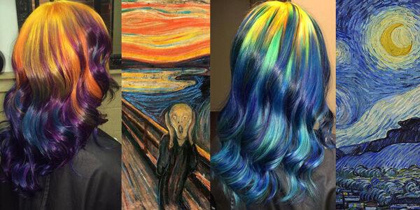 Trend Hair Coloring 1b