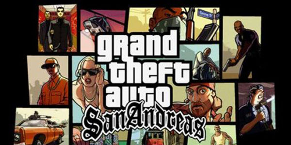 1 Grand Theft Auto San Andreas 37668
