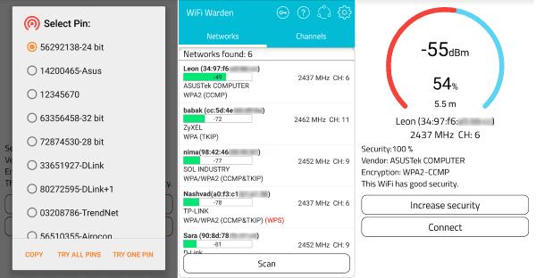 Wifi Warden Wps Connect 1