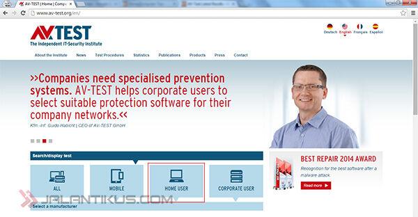 Cara Mengecek Kualitas Antivirus Di Komputer 1
