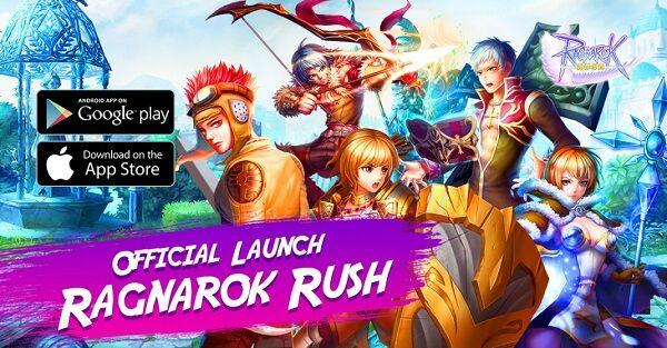 Ragnarok Rush Mobile 3 F22f3