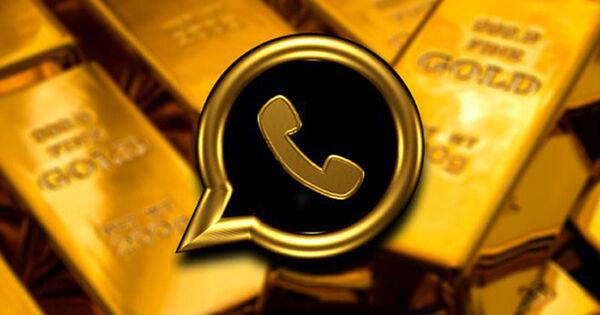 Whatsapp Gold Palsu