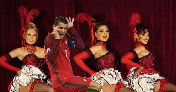 Foto Kocak Ronaldo 9