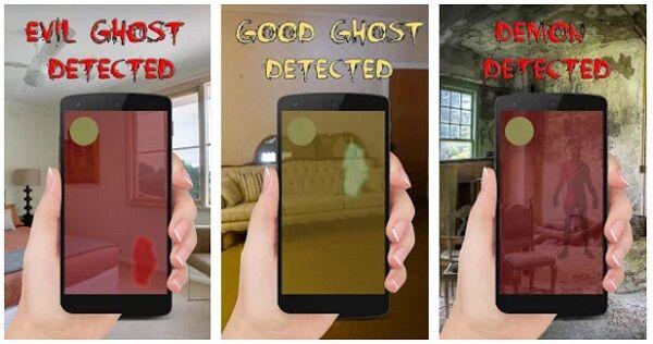 Aplikasi Android Pendeteksi Hantu 5
