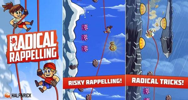 Game Panjat Tebing Radical Rappelling