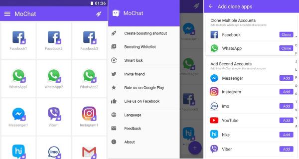 Mochat Clone App 1
