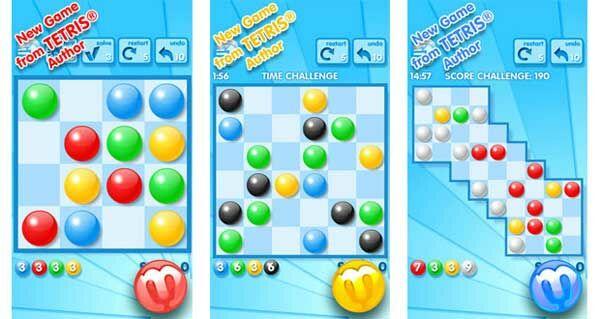 Tetris Marbly Ios 1