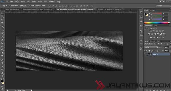 Cara Membuat Gambar Bendera 3D Di Photoshop 4