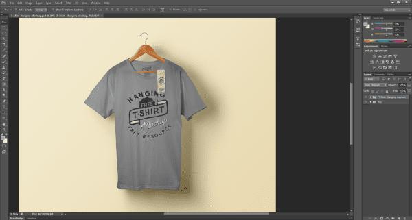 Mau Desain Kaus Pakai 10 Template Photoshop Gratis Ini Saja