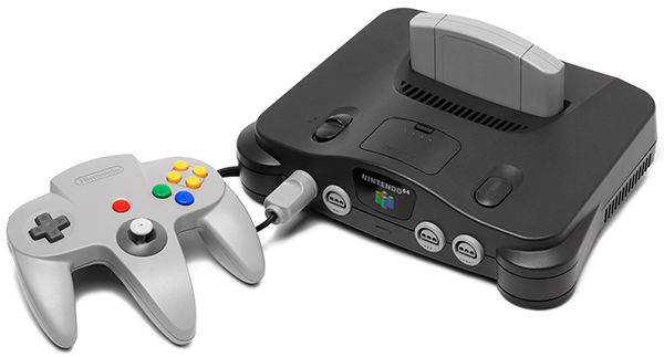 Sejarah Konsol Nintendo 5