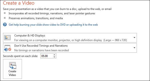 Cara Convert Pdf Ke Video Di Powerpoint 3