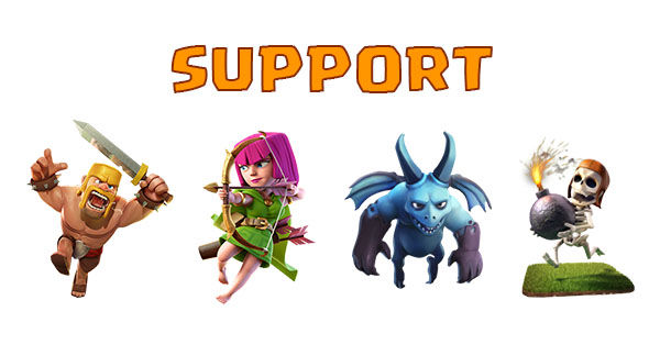 Support Coc