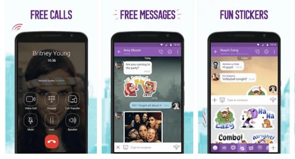 Viber Aplikasi Gratis
