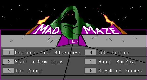 MadMaze II 99d8e