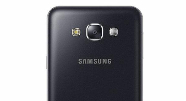 galaxy e7 kamera