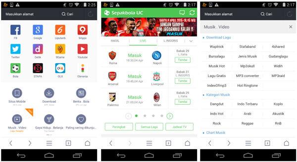 Uc Browser Menjadi Mobile Browser Nomor 1 Di Indonesia 2