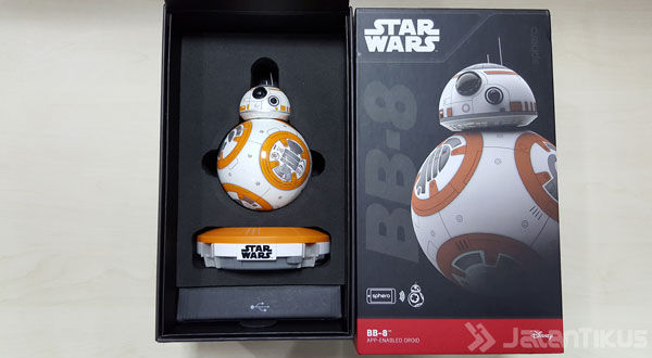 Review Sphero Bb8 2