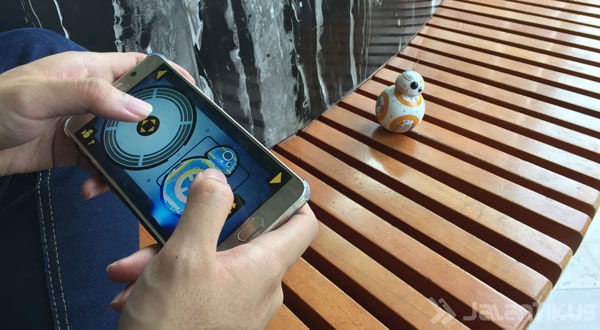 Review Sphero Bb8 3
