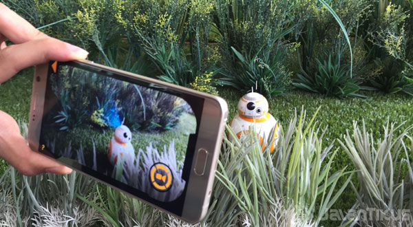 Review Sphero Bb8 4