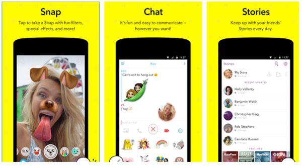 Snapchat Cea30