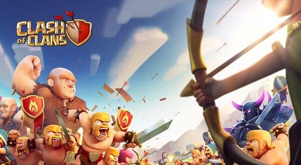 Clash Of Clans 7196d