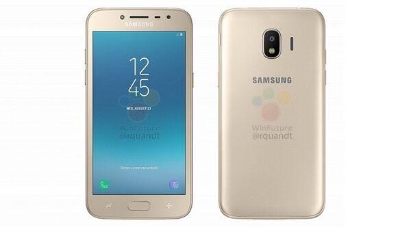 Samsung Galaxy J2 Pro 2018 2b254