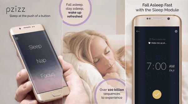 Pzizz Sleep Nap Focus Cara Mengatasi Insomnia 1