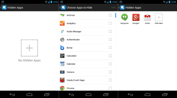 Hide App Hide Application Icon 2 4e9c5